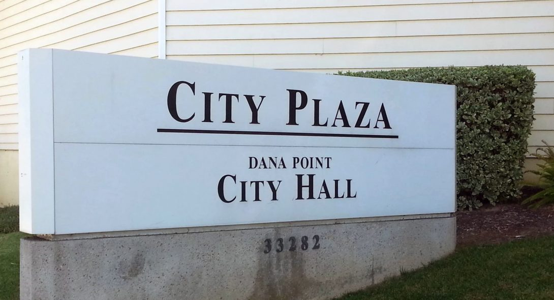 Dana Pointer Dana Point City Hall Photo