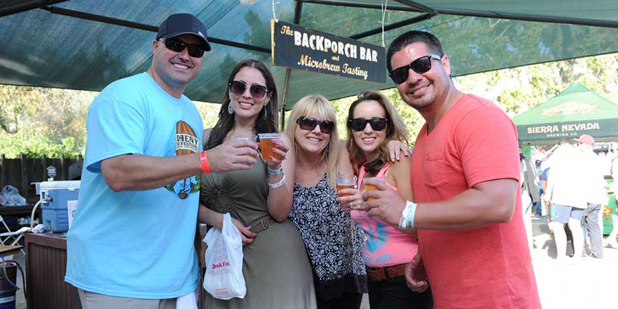2018 Doheny Blues Festival Craft Beer Tasting photo dana point