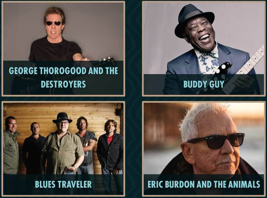 2018 Doheny Blues Festival Lineup photo 01
