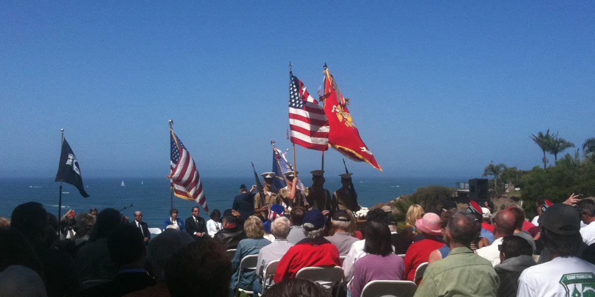 Dana Point Memorial Day Ceremony 2018