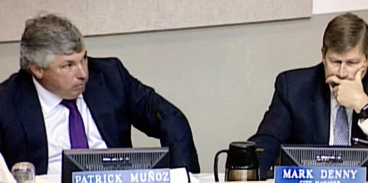 Current city attorney of Dana Point Patrick Muñoz upset about election timeline Dana Pointer photo