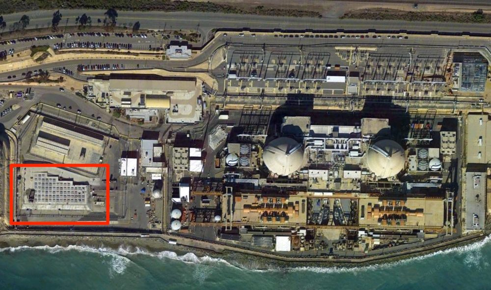 San Onofre Nuclear Waste Dump photo