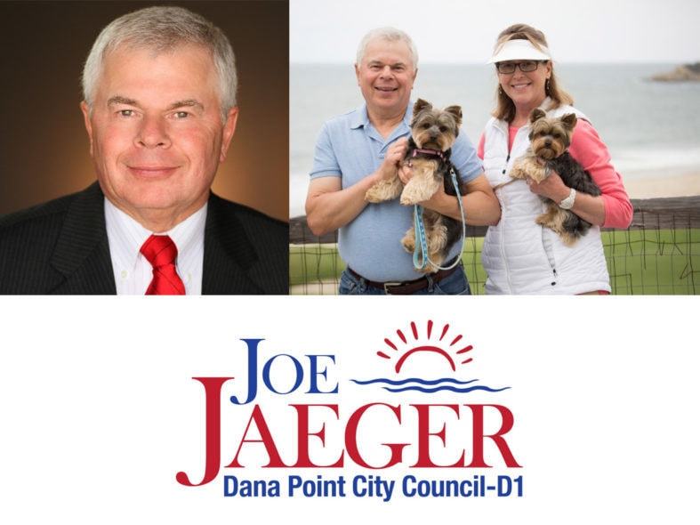 Dana Point Election Candidate Joe Jaeger District 1 2018