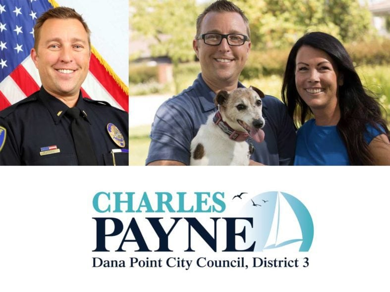 Dana Point Election District 3 Candidate Charles Payne 2018