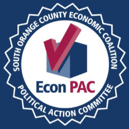 EconPAC logo South Orange County Economic Coalition logo